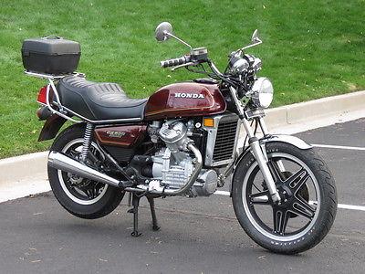 Honda : Other CX500 CX 500 Deluxe, nice original
