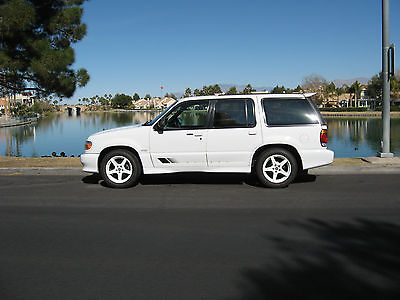 Ford : Explorer XLT 1998 saleen explorer 98 0001 prototype press vehicle supercharged 1 of 121 ford