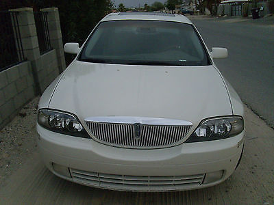 Lincoln : LS Base Sedan 4-Door 2000 lincoln ls base sedan 4 door 3.9 l