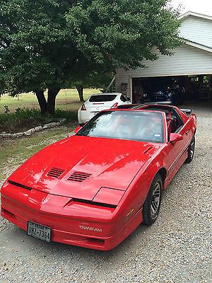 1986 pontiac firebird trans am cars for sale smartmotorguide com