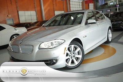 BMW : 5-Series 550i 13 bmw 550 i nav rear cam heat sts moonroof keyless go 1 owner