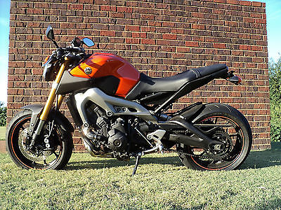 Fz 500 motorcycles for sale for Used 2014 yamaha fz 09 for sale