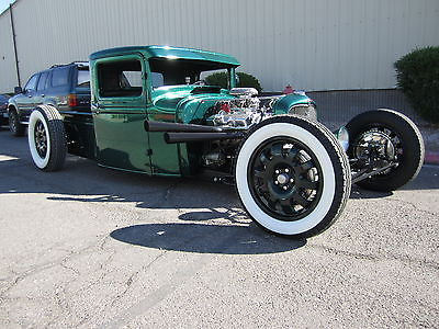 Ford : Other Pickups 34 FORD P/U CUSTOM 1934 ford pick up hot rod