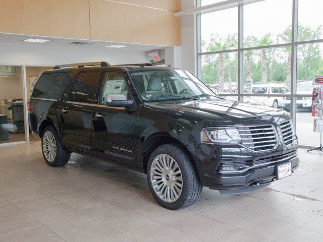 Lincoln : Navigator Base Sport Utility 4-Door New SUV 3.5L NAV CD 1ST & 2ND ROW EBONY ALL-WEATHER FLOOR MATS POWER MOONROOF