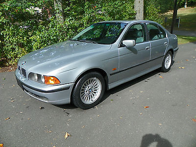 BMW : 5-Series 540I 4dr Sdn 105 k miles 540 i leather 540 i runs drives great