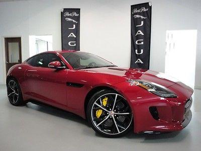 Jaguar : Other V8 R F-Type R 550 HP