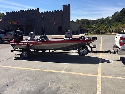2012 BASS TRACKER PRO 175TXW EXCELLENT CONDITION!!