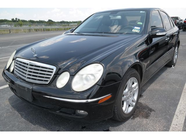 Mercedes-Benz : E-Class 4dr Sdn 3.5L 2006 mercedes e 350 clean title navigation heated seats non smoker