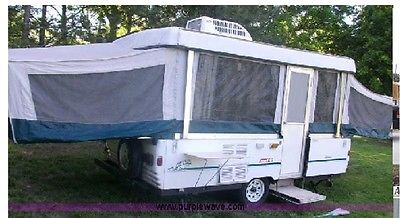 Coleman Pop-up Camper