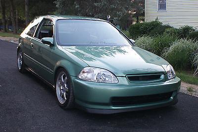 1996 Honda Civic Hatchback Cars For Sale. Honda Civic Cx 1996 Midori Green K 20 A 2. Honda. Honda Civic Fuse Box Panel Diagram Aventador At Scoala.co