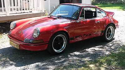 Porsche : 911 2 door coupe 1973 porsche 911 carrera rs clone