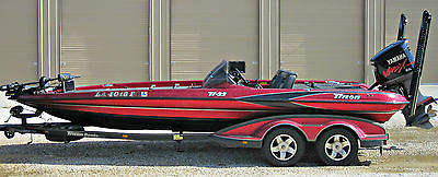 2002 Triton TR22 powered by 2002 Yamaha 250 VMAX