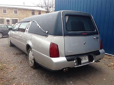 Cadillac : DeVille S&S Cadillac Deville Funeral Coach/Hearse