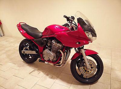 Suzuki : Bandit 2001 suzuki gsfs 600 bandit