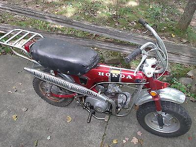 Honda : CT 1970 honda ct 70 trail 70 ct 70
