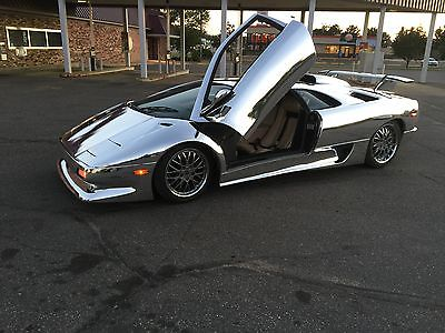 Replica Kit Makes Lamborghini Diablo Motorcycles For Sale