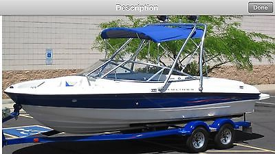 2006 Bayliner BR 205 - Very Clean - Family Fun - Wakeboard, Ski, Tube
