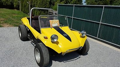 Volkswagen : Other 1970 manx style vw dune buggy