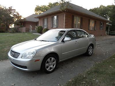Kia : Optima LX 2008 kia optima lx 5 speed manual transmission