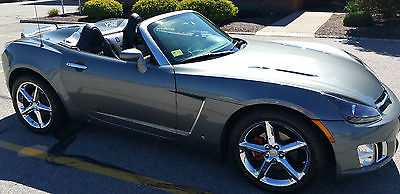 Saturn : Sky Red Line Convertible 2-Door Saturn Sky Redline Turbo 30k miles, new tires, paint protection film, new stereo