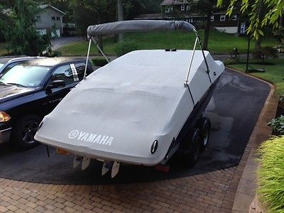 2012 Yamaha SX210 Jet Boat