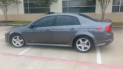 Acura : TL TL with Navigation 2005 acura tl with navigation and leather 213 k miles
