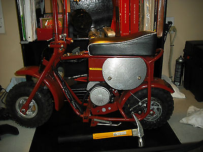 Other Makes : M&M M&M Electic Mini Bike 350Watt with gear reduction