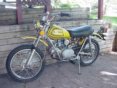 Honda : Other HONDA SL 70 SL70 DUAL SPORT ENDURO 75 100 125 175 MOTORCYCLE