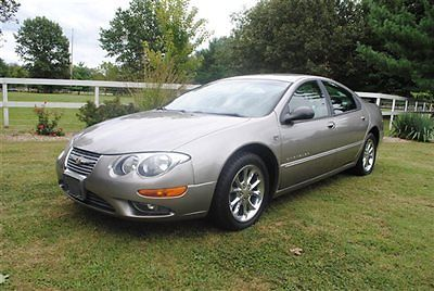 Chrysler : 300 Series 4dr Sedan 1999 chrysler 300 m nice wow low miles unreal condition rare to see warranty look