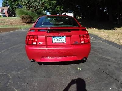 Ford : Mustang GT 2002 mustang gt