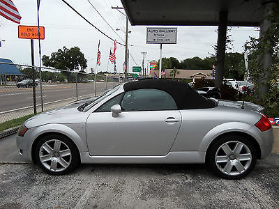 Audi : TT Base Convertible 2-Door 2003 audi tt base convertible