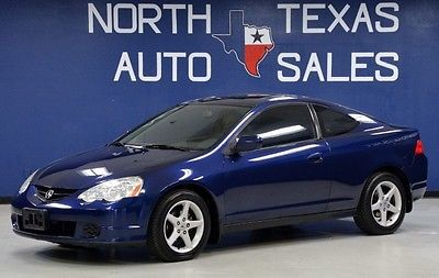 Acura : RSX Base Coupe 2-Door 2004 acura