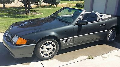 Mercedes-Benz : 600-Series SL600 Boddy and intirior are in perfect condition. The engine is not running.