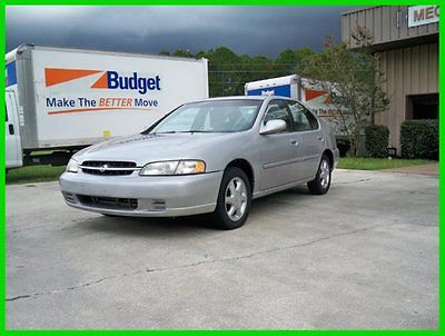 Nissan : Altima CHEAP BUY IT NOW 1998 NISSAN ALTIMA GXE 1998 nissan altima gxe only 96 k miles auto lthr snrf cold ac cheap buy it now