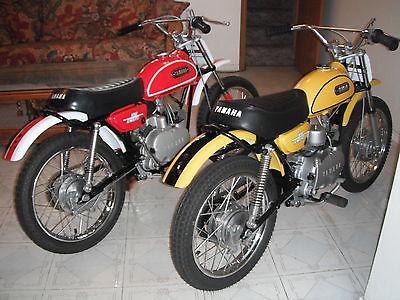 Yamaha : Other YAMAHA JT2MX & JT1 MINI ENDUROS VERY NICE VINTAGE MINI BIKES - 1971/1972 JT1-JT2