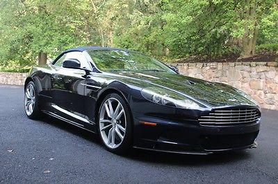 Aston Martin : DBS DBS 2011 aston martin dbs volante convertible 2 door 6.0 l