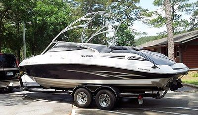 Yamaha Sx 230 Boats For Sale In Texas