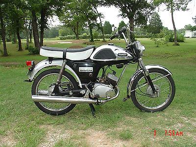 Yamaha : Other 1967 yamaha yl 1 e 100 cc twin jet