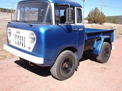 Jeep : Other pickup 1959 jeep fc 150