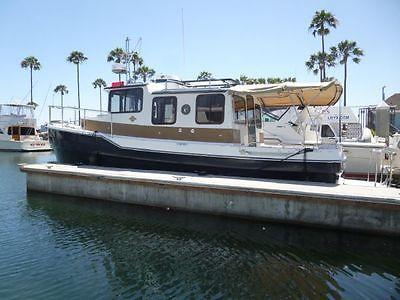 2011 Ranger Tug 29'