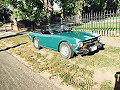 Triumph : TR-6 1974 triumph tr 6