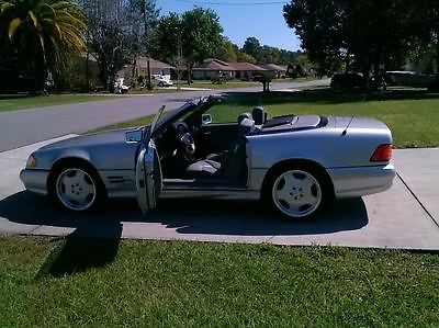 Mercedes-Benz : SL-Class SL 500 1998 sl 500 with amg sport package