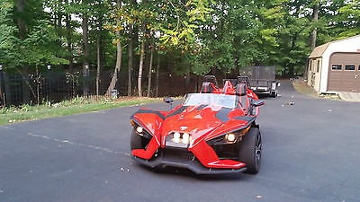 Other Makes : Polaris 2015 polaris slingshot 4 000 in upgrades