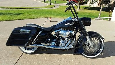 Stock Harley Davidson Road King Seat Motorcycles For Sale