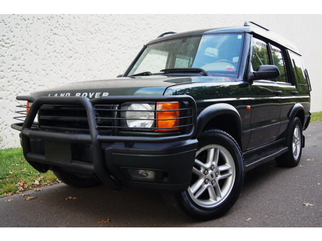 Land Rover : Discovery 4dr Wgn SE7 ONLY 78K MILES 4X4 LEATHER SUV 3RD ROW SEAT 4WD RUNS & DRIVES GREAT
