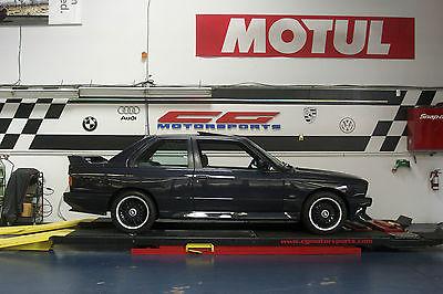 BMW : M3 Evo 2 BMW E30 M3 Evo 2,  motorsport,  rare,  Evolution II