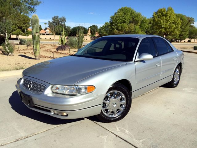 Buick : Regal LS 02 buick regal ls leather loaded only 64 k miles rust free one owner ca car clean