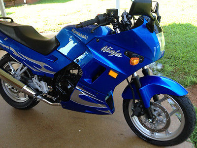 Kawasaki : Ninja 2007 ninja kawasaki 250 cc