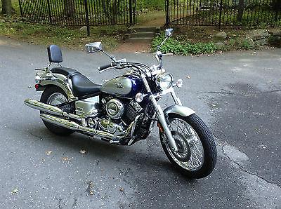 Yamaha : V Star Rarely ridden 2006 Yamaha 650.