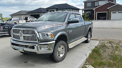 Dodge : Ram 2500 2500 2013 ram 2500 power wagon crew cab laramie 4 x 4 5.7 l hemi very rare